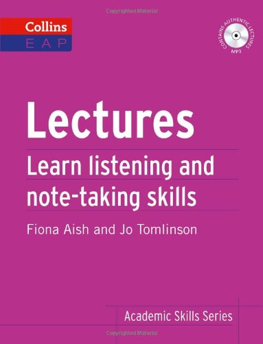 Academic Skills Series: Lectures + CD