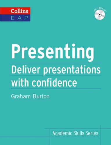 Academic Skills Series: Presenting + CD