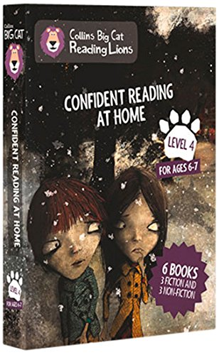 Big Cat Reading Lions - Level 4: Confident Reading at Home