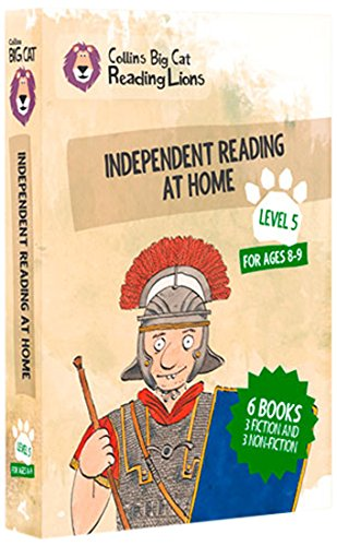 Big Cat Reading Lions - Level 5: Independent Reading at Home