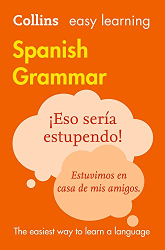 Collins Spanish Easy Learning Grammar 3ed
