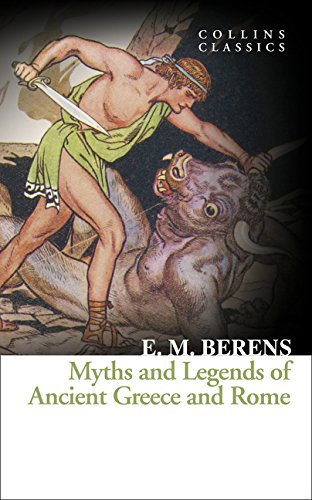 CClass   Myths and Legends of Ancient Greece & Rome ***