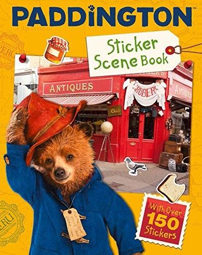 Paddington Sticker Scene Book