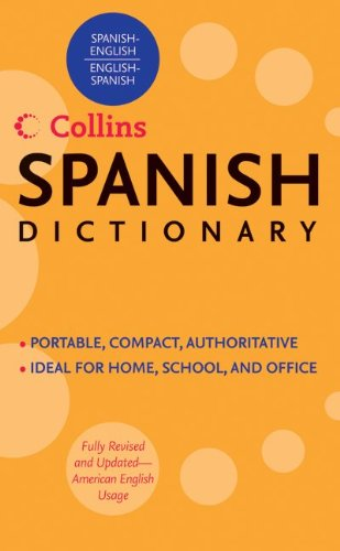 Collins Spanish-English Dictionary