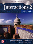 Interactions 2 Reading with CD