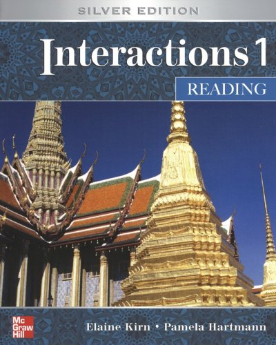 Interactions 1 Reading CD 2007