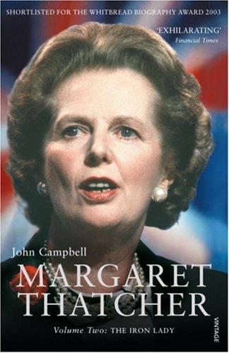 Margaret Thatcher v.2: Iron Lady   New Edition
