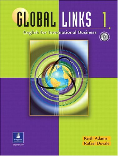 Global Links Level 1 Book with Audio CD