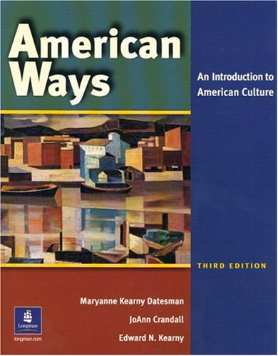 American Ways NEd Book