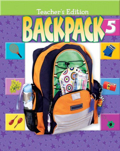 Backpack American English 5 Teacher's Edition