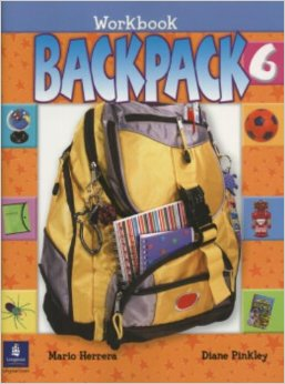 Backpack (American English Edition) Level 6 Workbook