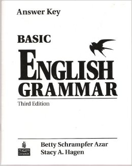 Basic English Grammar Third Edition  Answer Key