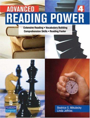 Advanced Reading Power Book