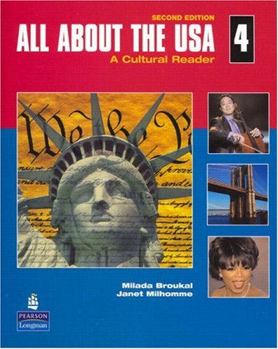 All About the USA 4, 2E Student's book +D
