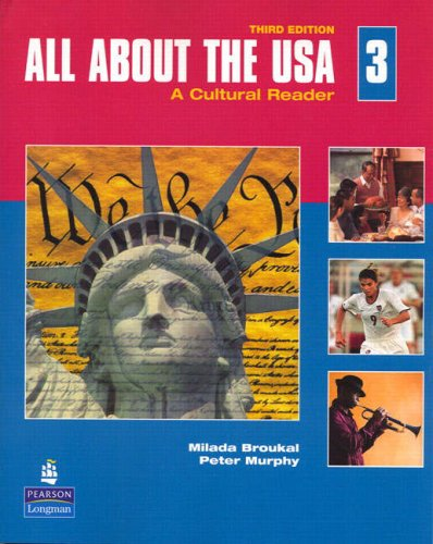 All About the USA 3, 3E Student's book +D