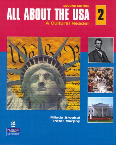 All About the USA 2, 2E Student's book +D