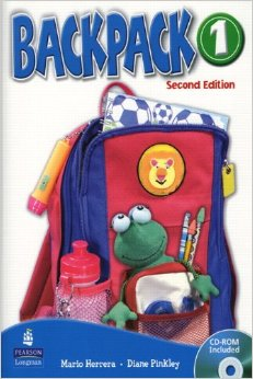 Backpack American English 1 Book + CDROM