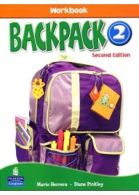 Backpack American English 2 Workbook + CD