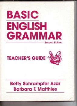 Basic English Grammar Teacher's Guide