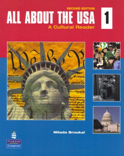 All About the USA 1, 2E Student's book +D