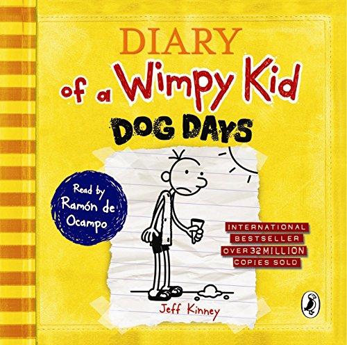 Diary of a Wimpy Kid: Dog Days  2CD
