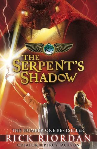Kane Chronicles: The Serpent's Shadow