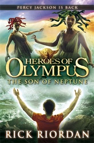 Heroes of Olympus 2: The Son of Neptune