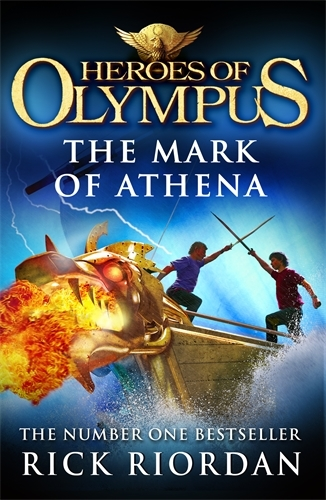 Heroes of Olympus 3: The Mark of Athena