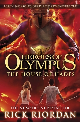 Heroes of Olympus 4: The House of Hades