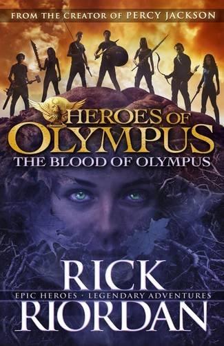 Heroes of Olympus 5: The Blood of Olympus