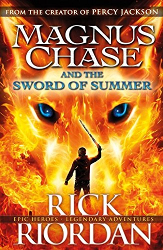 Gods of Asgard 1: Magnus Chase and Sword of Summer