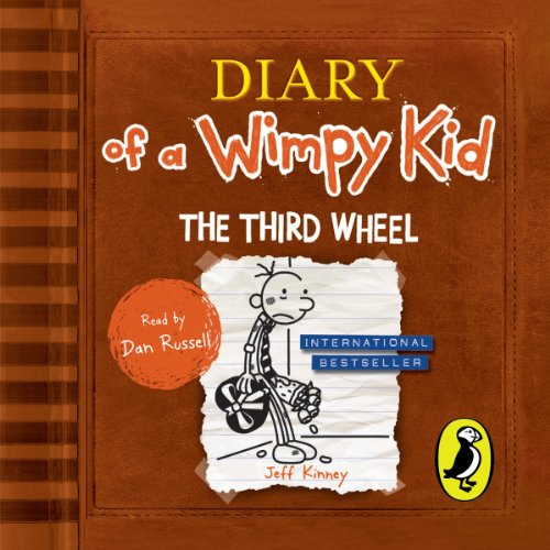 Diary of a Wimpy Kid: The Third Wheel   CD
