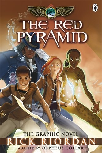 Kane Chronicles: The Red Pyramid: Graphic Novel