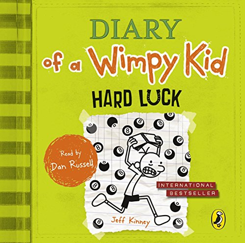 Diary of a Wimpy Kid: Hard Luck  CD
