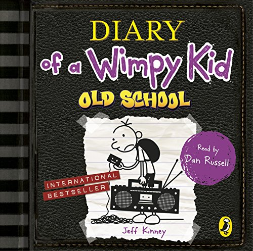Diary of a Wimpy Kid: Old School  CD