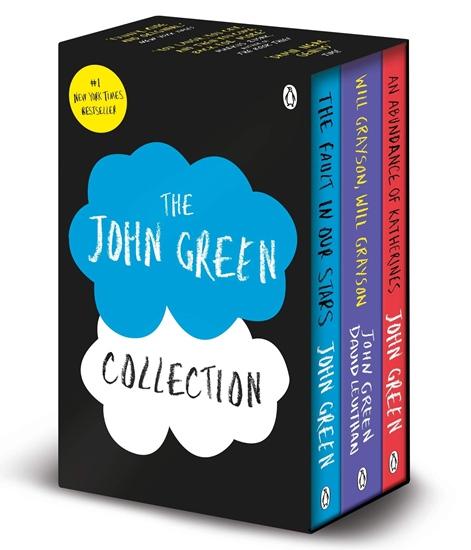 John Green Collection, the (3-book box set)