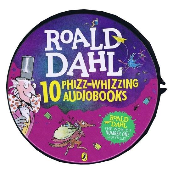 Roald Dahl 10-Book Audio Collection 29CD