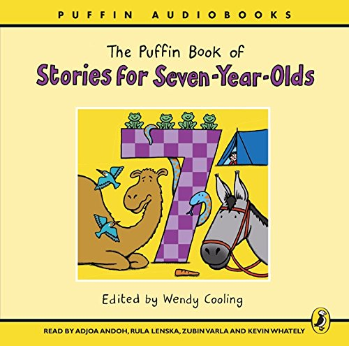 Puffin Book of Stories for Seven-year-olds  2CD