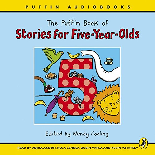 Puffin Book of Stories for Five-year-olds  2CD
