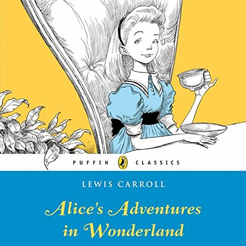 Alice's Adventures in Wonderland  3CD (abridged)