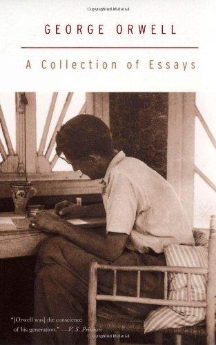 Write my critical essays on george orwell