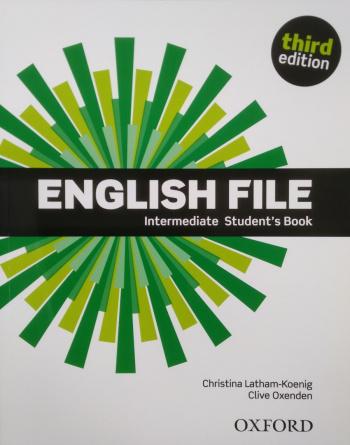 English File (3rd edition) Intermediate  Student's Book