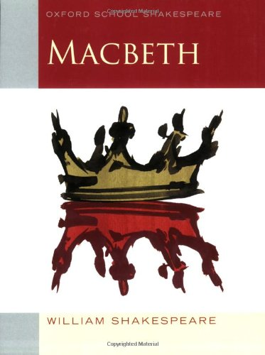 an analysis of the topic of the judgment day in macbeth a play by william shakespeare Queen elizabeth's influence on disguise in shakespeare's plays and while lady macbeth will be a topic of discussion shakespeare, william macbeth new.