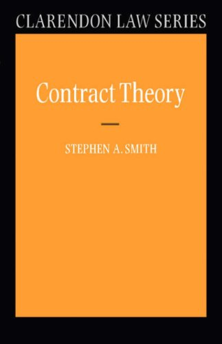 contract holding theory