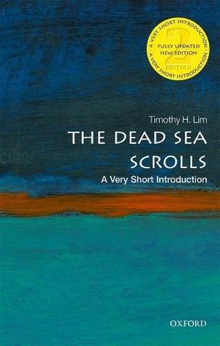 Dead Sea Scrolls: A Very Short Introduction, The