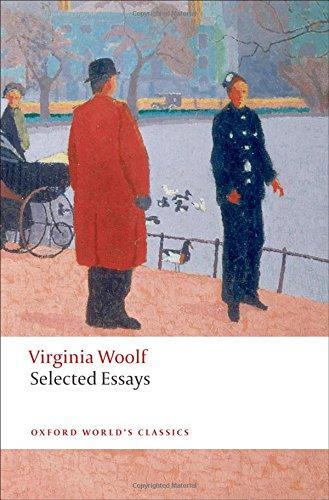 woolf essays