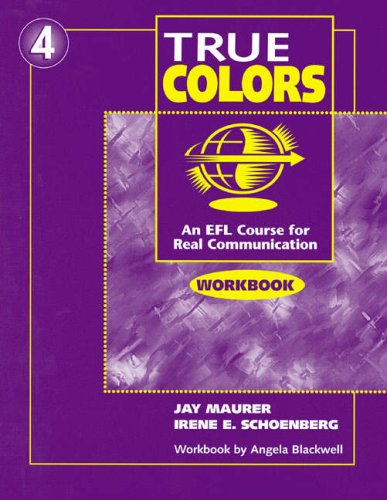 True Colors Level 4 Workbook