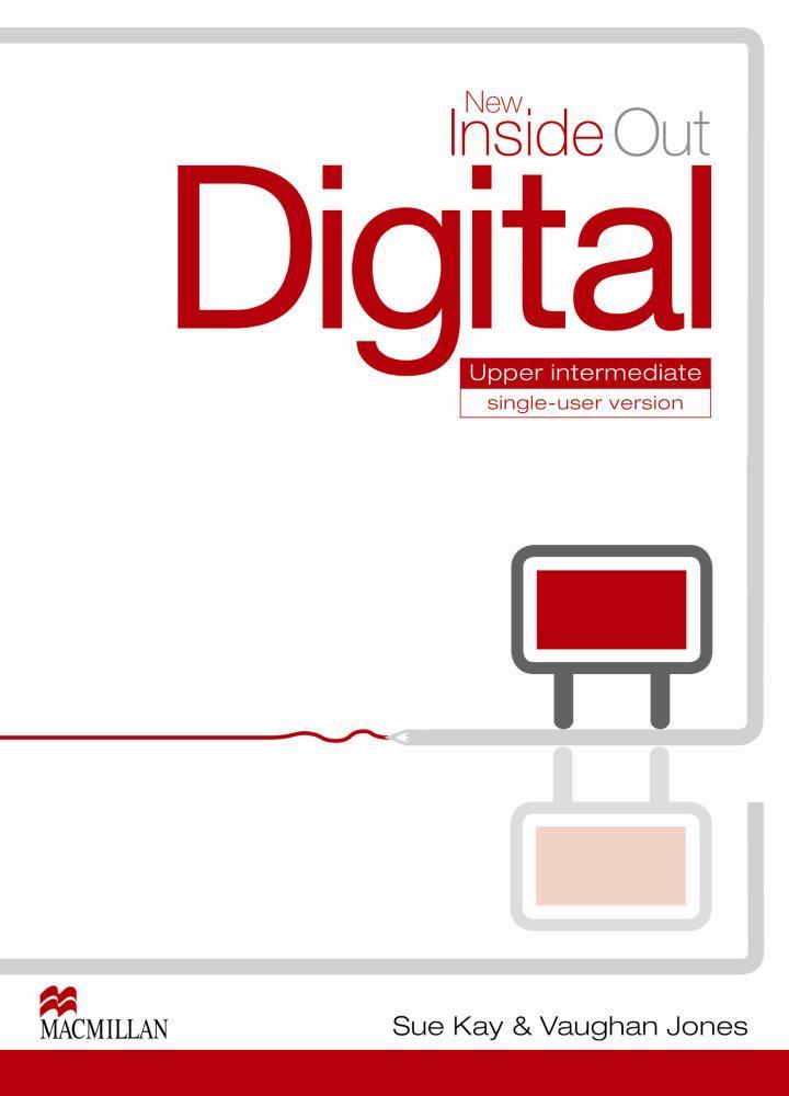 New Inside Out Upper-Intermediate Digital for Interactive Whiteboards DVD-ROM Single User