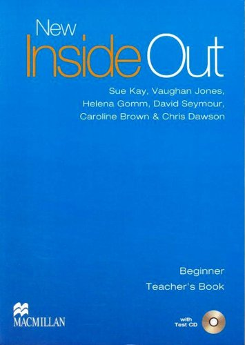 New Inside Out Beginner Teacher's Book with Test CD