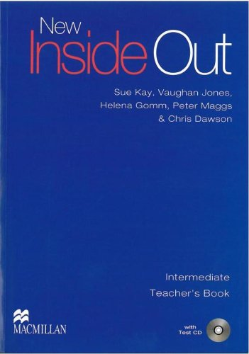 New Inside Out Intermediate Teacher's Book with Test CD